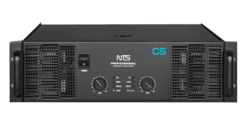 nts CS 1800 Power Amplifier Sound System