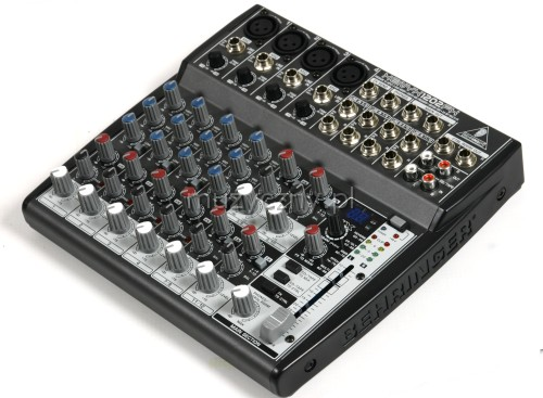 XENYX 1202FX  12 Channel Audio Mixer With Effect