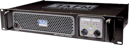 tafn ATOM 3200 Power Amplifier Sound System